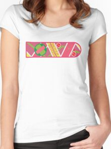 Hover Board  Women's Fitted Scoop T-Shirt