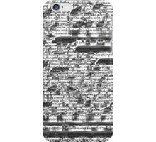 Fragmented Coding iPhone Case/Skin