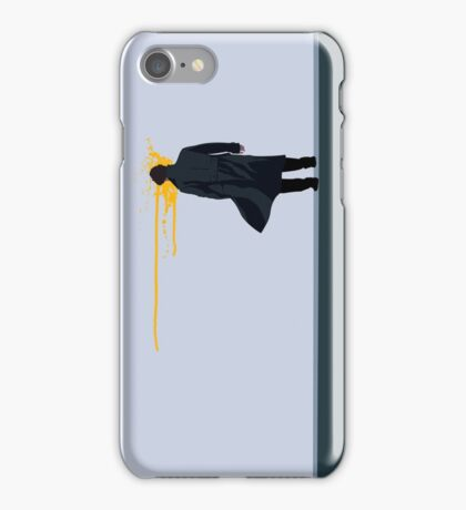 The Reichenbach Hero iPhone Case/Skin