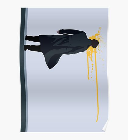 The Reichenbach Hero Poster