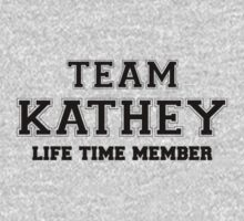 Team KATHEY, life time member Kids Clothes
