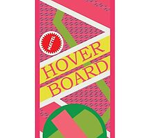 Hover Board by Tamzen Hunter