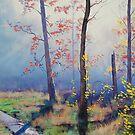 Morning Mist by Graham Gercken