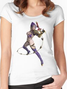 Ivy 1 Women's Fitted Scoop T-Shirt