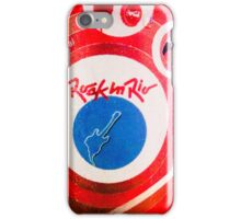 Coca-Cola - Rock in Rio [ iPad / iPod / iPhone Case ] iPhone Case/Skin