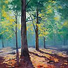 Forest Leaves by Graham Gercken
