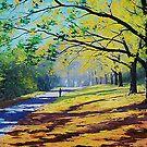 Sunny Day Mt Wilson, nsw by Graham Gercken