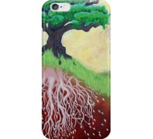 I am Nurtured by Mother Earth iPhone Case/Skin