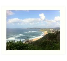 Central Coast, New South Wales. Australia. Art Print