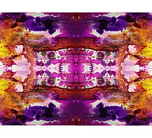 Nebula Painting Series Photographic Print