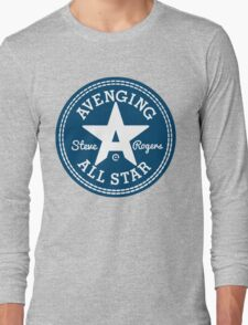 Avenging All Star (Two-Color) Long Sleeve T-Shirt