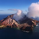 Scratch one from the bucket list - White Island  New Zealand by Mark Shean