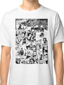 Manga Collage Classic T-Shirt