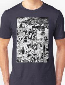 Manga Collage T-Shirt