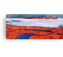 Tory Island Panorama Canvas Print