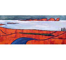 Tory Island Panorama Photographic Print
