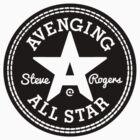 Avenging All Star (Black) by Eozen
