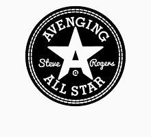 Avenging All Star (Black) Unisex T-Shirt