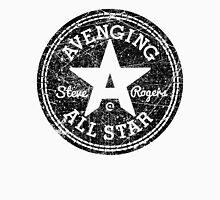 Avenging All Star (Black Distressed) Unisex T-Shirt