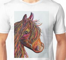 A Stick Horse Named Amber Unisex T-Shirt