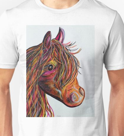 A Stick Horse Named Amber Unisex T-Shirt