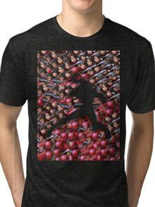 Taki weird 1 Tri-blend T-Shirt