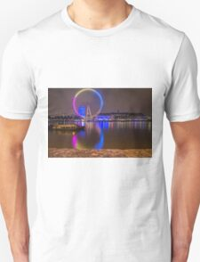 London eye - Multicoloured eye T-Shirt