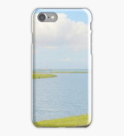 Behind The Peninsula iPhone Case/Skin