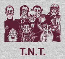 TNT One Piece - Short Sleeve