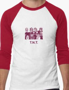 TNT Men's Baseball ¾ T-Shirt