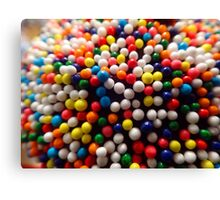 Would You Like Sprinkles? Canvas Print