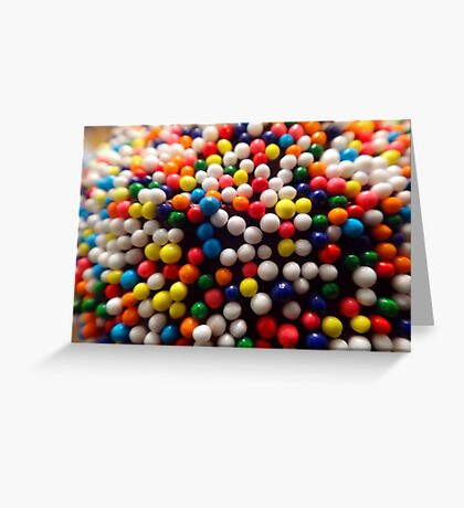 Would You Like Sprinkles? Greeting Card