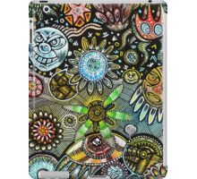 THE CREEPY THINGS iPad Case/Skin
