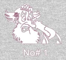 No# 1 One Piece - Long Sleeve