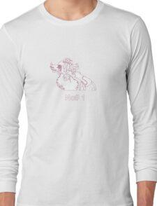 No# 1 Long Sleeve T-Shirt