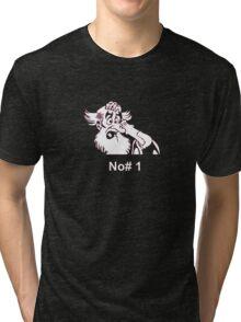 No# 1 Tri-blend T-Shirt