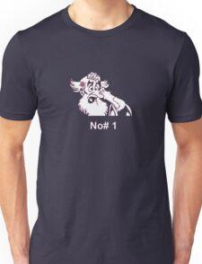 No# 1 Unisex T-Shirt