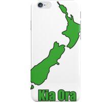 NZ Kia Ora iPhone Case/Skin