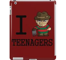 I Freddy Teens iPad Case/Skin