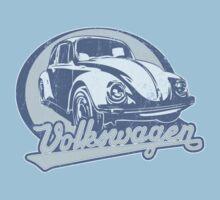 Volkswagen Beetle Tee Shirt One Piece - Short Sleeve