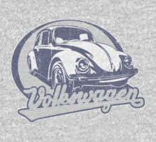 Volkswagen Beetle Tee Shirt Kids Clothes