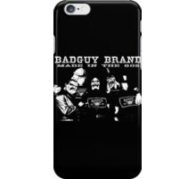 Badguy Brand - Made in the 80's iPhone Case/Skin