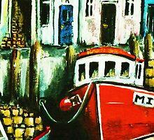 Smugglers Row Zoom 5 by Kaye Miller-Dewing