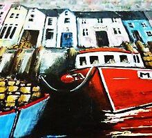 Smugglers Row Zoom 6 by Kaye Miller-Dewing