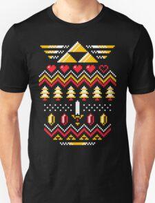 TRIFORCE HOLIDAY Unisex T-Shirt