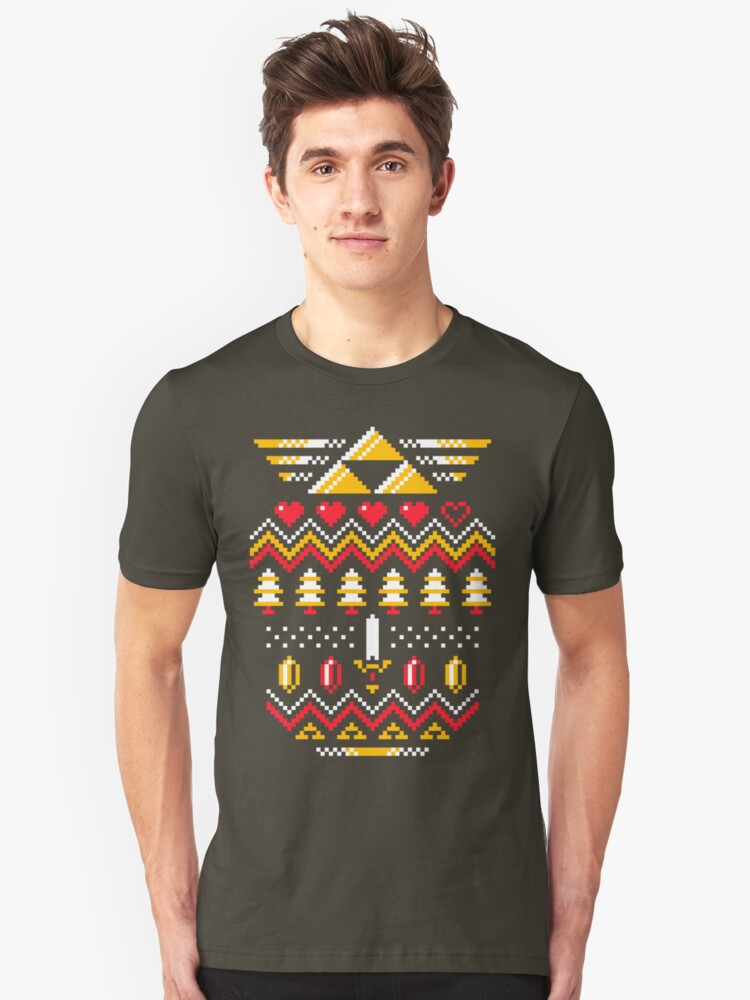 TRIFORCE HOLIDAY by DREWWISE