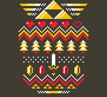TRIFORCE HOLIDAY Unisex T-Shirt