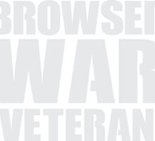 Web Browser Wars by Igor Pamplona