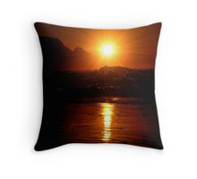 THE RAYS~ Throw Pillow