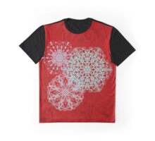 Snowflakes1 Graphic T-Shirt